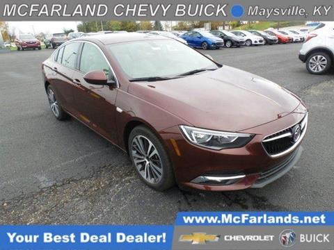2019 Buick Regal Sportback for sale in Maysville, KY