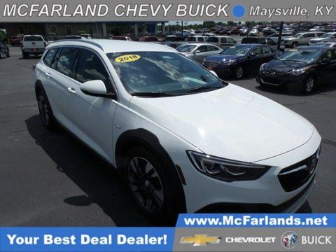 2018 Buick Regal TourX for sale in Maysville, KY