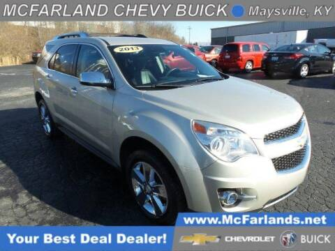 2013 Chevrolet Equinox for sale in Maysville, KY