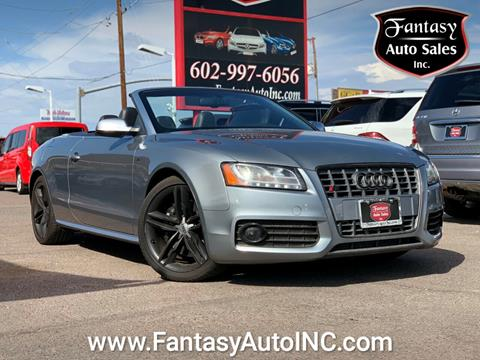 2010 Audi S5 for sale in Phoenix, AZ