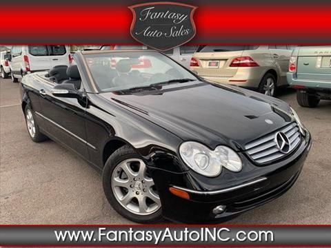 2004 Mercedes-Benz CLK for sale in Phoenix, AZ