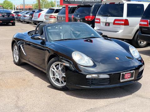 2008 Porsche Boxster for sale in Phoenix, AZ