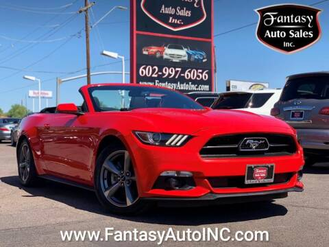 2016 Ford Mustang for sale in Phoenix, AZ
