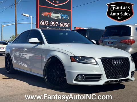 2012 Audi S4 for sale in Phoenix, AZ