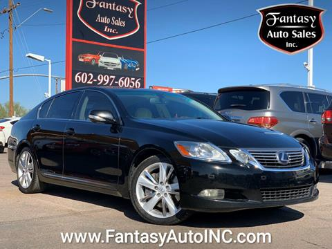 2011 Lexus GS 450h for sale in Phoenix, AZ