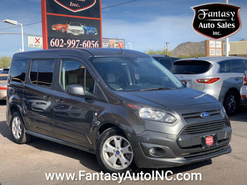 2015 Ford Transit Connect Wagon for sale in Phoenix, AZ