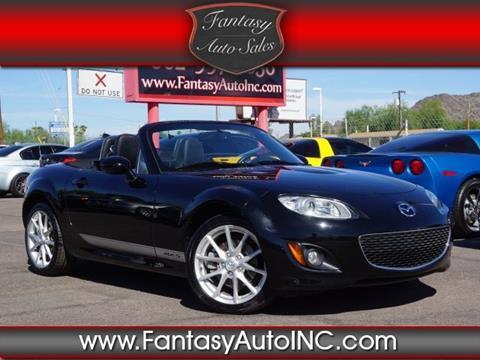 2012 Mazda MX-5 Miata for sale in Phoenix, AZ
