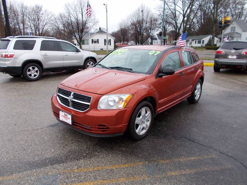 2007 Dodge Caliber Detroit Used Car for Sale