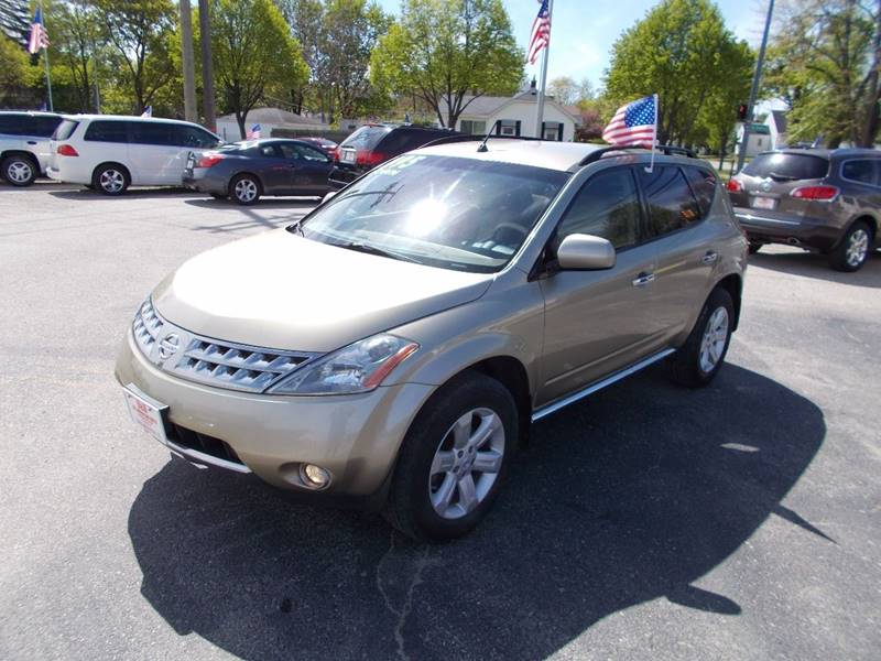 2007 Nissan Murano For Sale At D U0026 D All American Auto Sales In Mt Clemens
