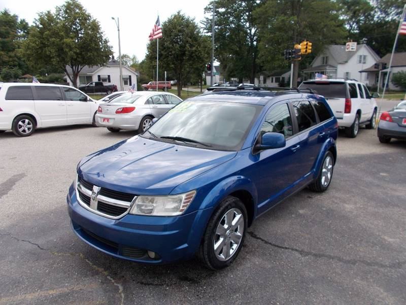 2009 Dodge Journey car for sale in Detroit