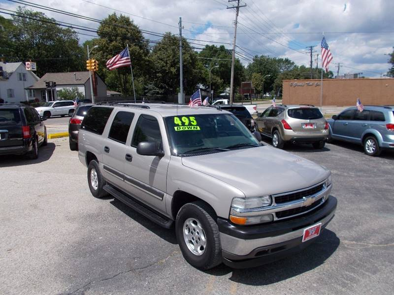 2006 Chevrolet Suburban Detroit Used Car for Sale