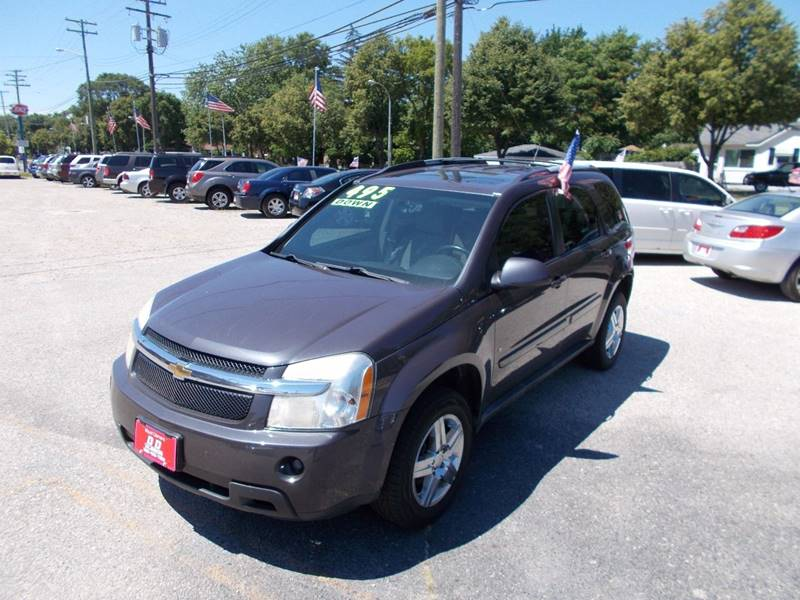 2008 Chevrolet Equinox car for sale in Detroit