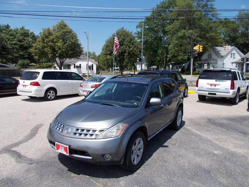2007 Nissan Murano car for sale in Detroit