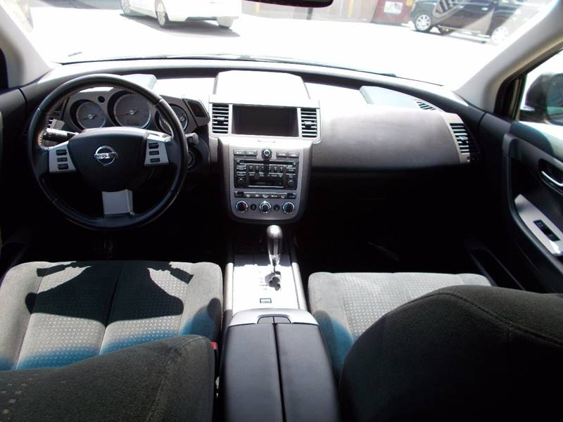 2007 Nissan Murano Detroit Used Car for Sale