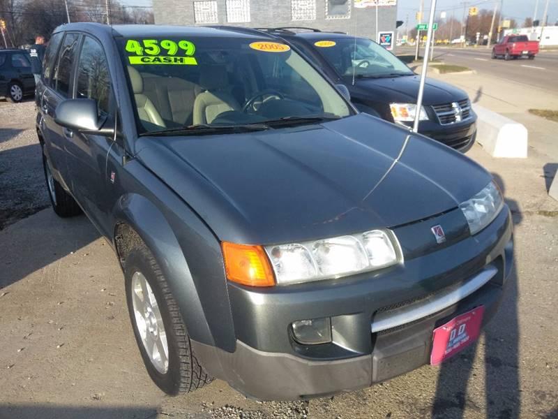 2005 Saturn Vue Detroit Used Car for Sale