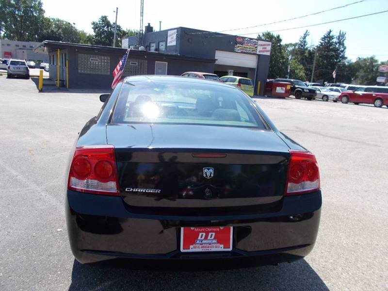 2010 Dodge Charger Detroit Used Car for Sale