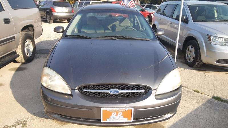 2002 Ford Taurus Detroit Used Car for Sale