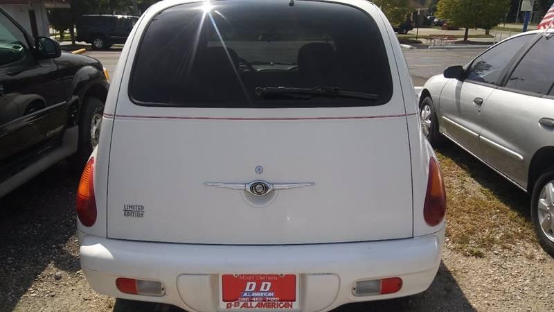 2003 Chrysler Pt Cruiser Detroit Used Car for Sale