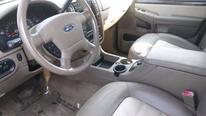 2005 Ford Explorer Detroit Used Car for Sale