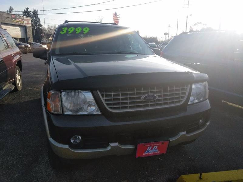 2005 Ford Explorer car for sale in Detroit