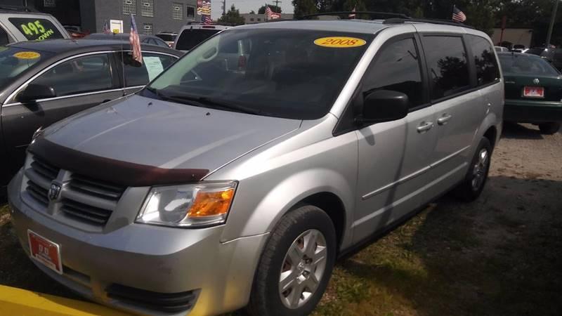 2008 Dodge Grand Caravan car for sale in Detroit