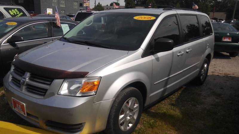 2008 Dodge Grand Caravan car for sale in Detroit