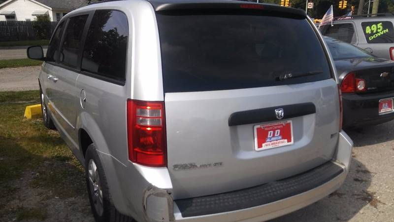 2008 Dodge Grand Caravan Detroit Used Car for Sale