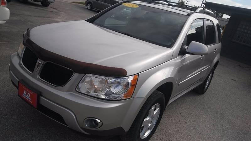 2007 Pontiac Torrent car for sale in Detroit