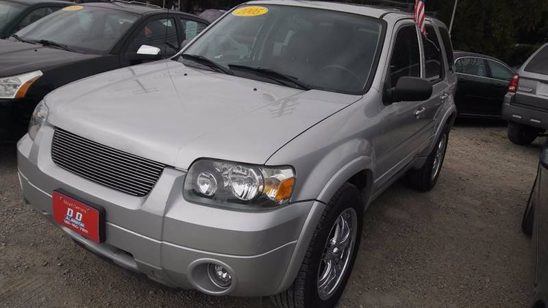 2005 Ford Escape Detroit Used Car for Sale