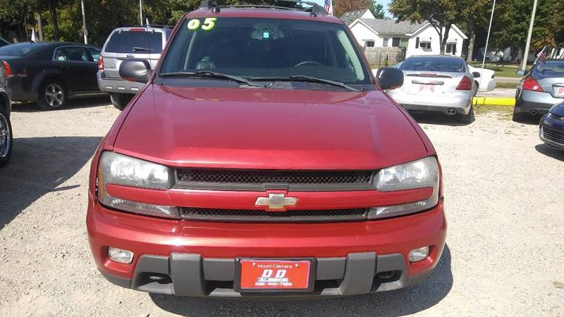 2005 Chevrolet Trailblazer Ext Detroit Used Car for Sale