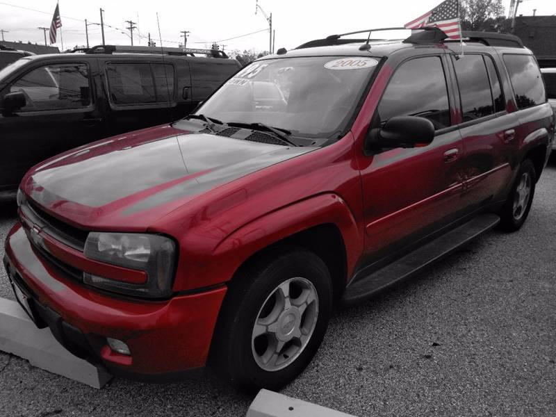 2005 Chevrolet Trailblazer Ext car for sale in Detroit