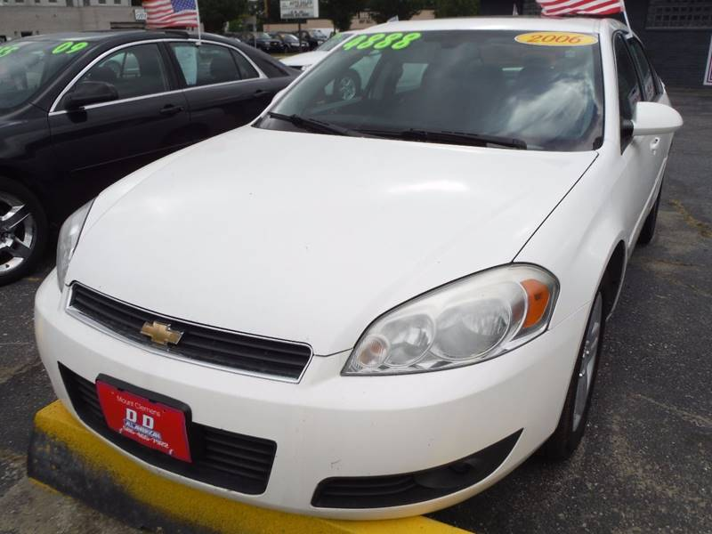 2006 Chevrolet Impala car for sale in Detroit