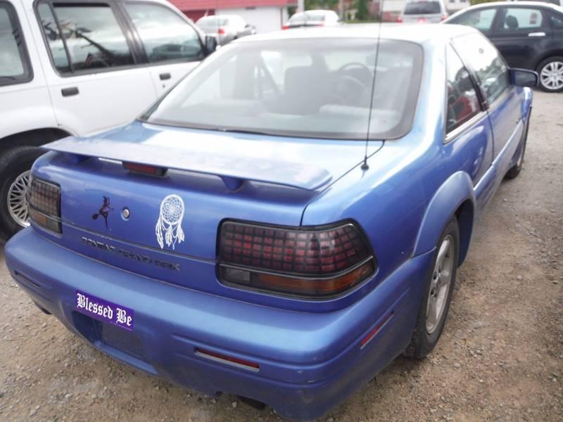 1994 Pontiac Grand Prix Detroit Used Car for Sale