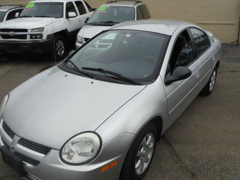 2004 Dodge Neon Detroit Used Car for Sale