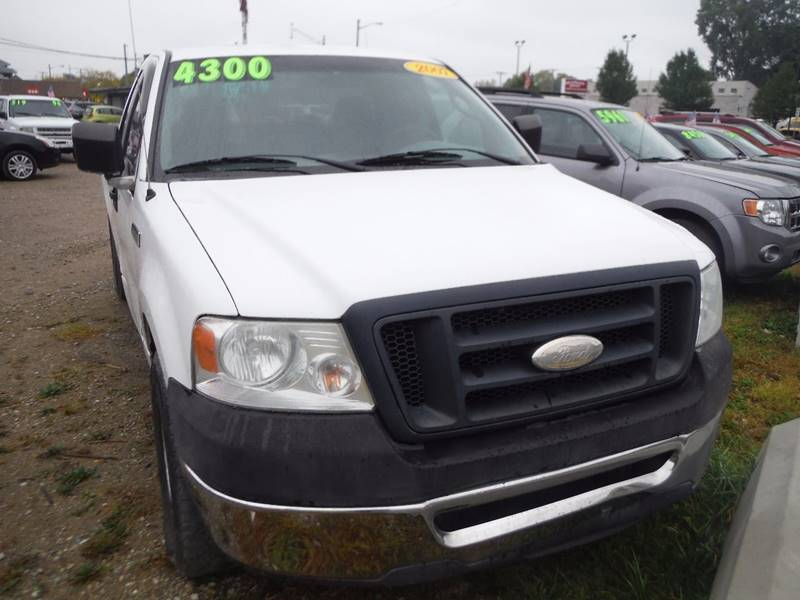 2007 Ford F-150 Detroit Used Car for Sale