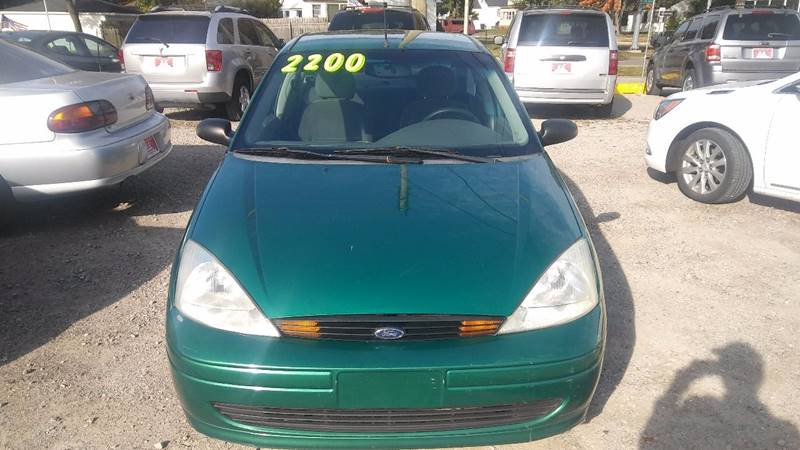 2002 Ford Focus Detroit Used Car for Sale