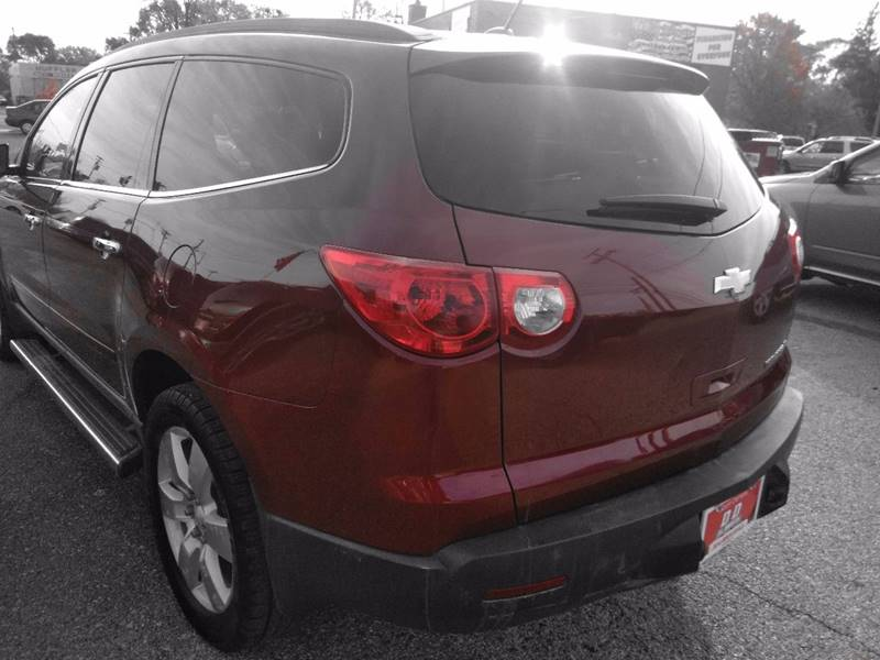 2011 Chevrolet Traverse Detroit Used Car for Sale