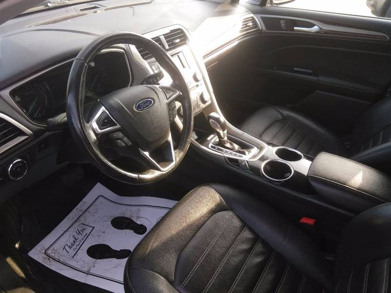 2013 Ford Fusion Detroit Used Car for Sale