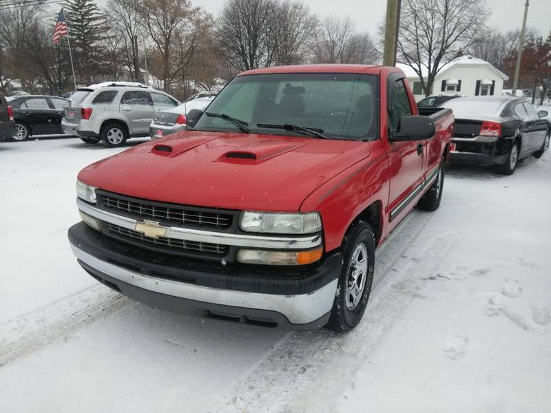 2000 Chevrolet Silverado 1500 Detroit Used Car for Sale