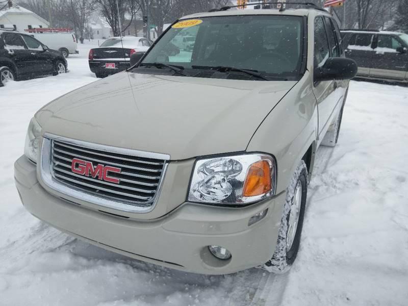 2009 Gmc Envoy car for sale in Detroit