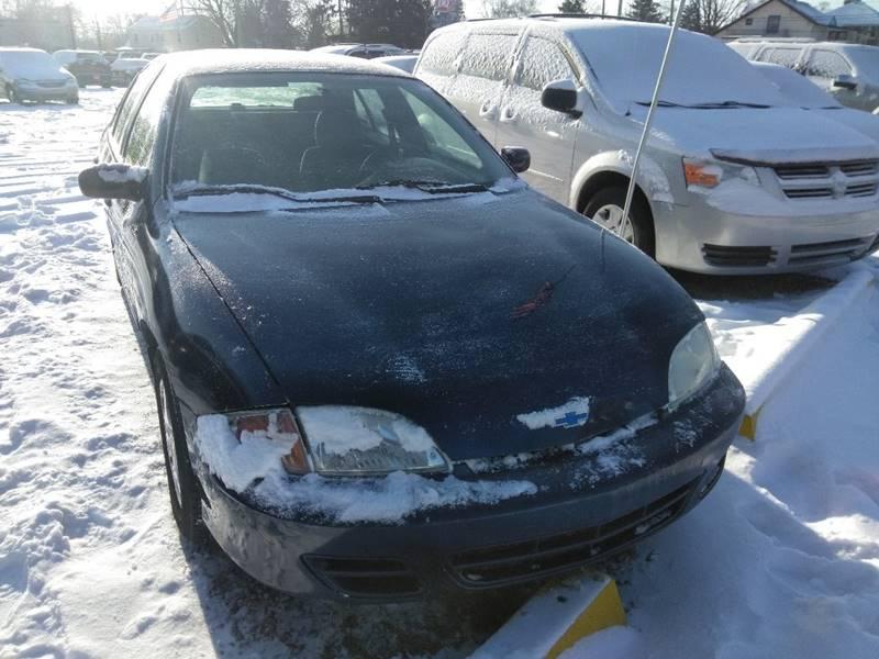 2002 Chevrolet Cavalier car for sale in Detroit