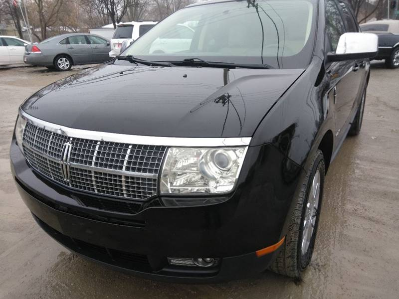 2008 Lincoln Mkx car for sale in Detroit