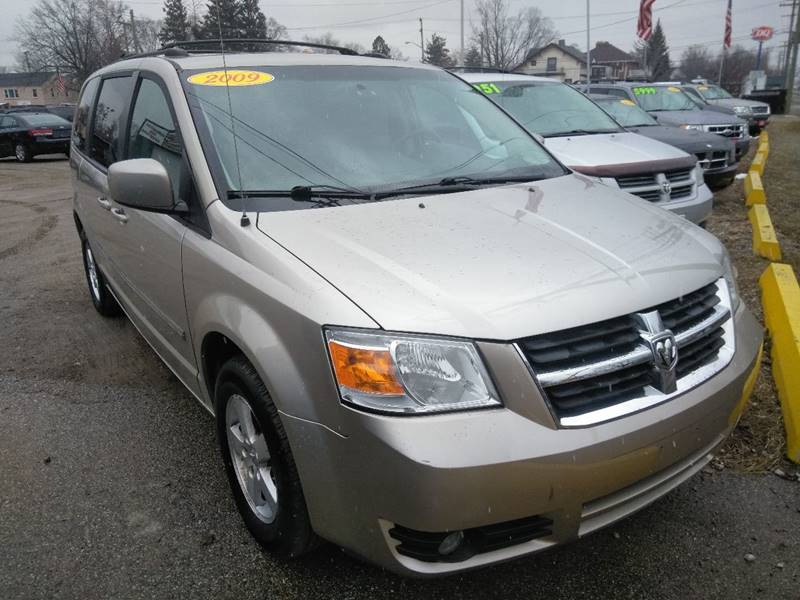 2009 Dodge Grand Caravan car for sale in Detroit