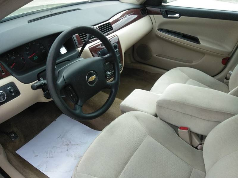 2009 Chevrolet Impala Detroit Used Car for Sale