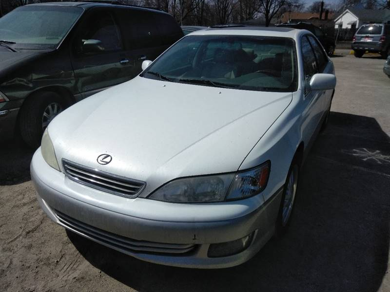 2000 Lexus ES 300 for sale at D & D All American Auto Sales in Mount Clemens MI