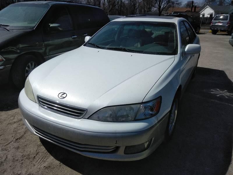 2000 Lexus Es 300 Detroit Used Car for Sale