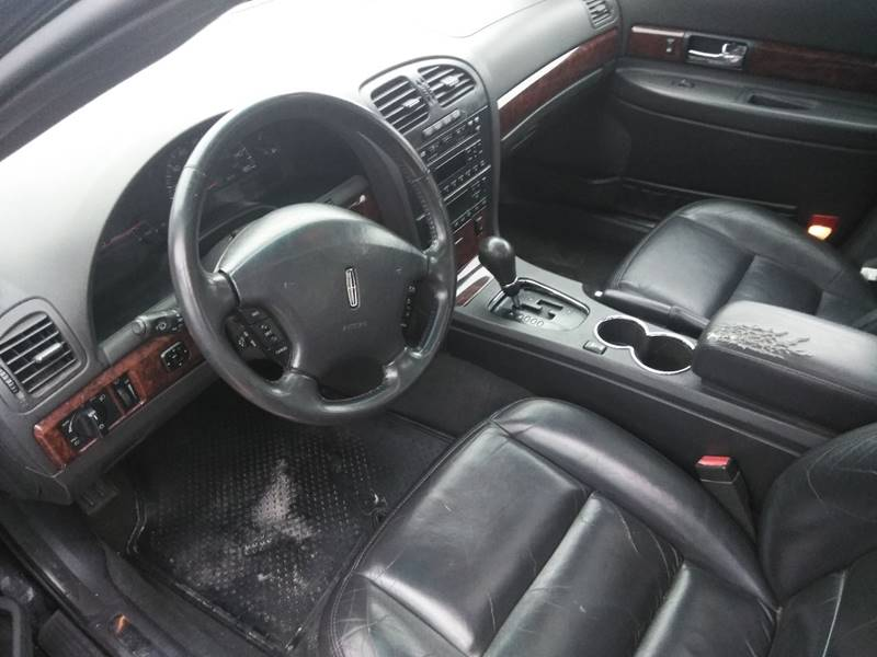 2002 Lincoln Ls Detroit Used Car for Sale