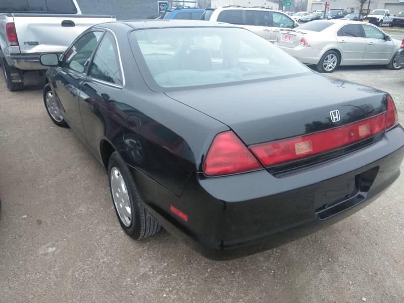 2000 Honda Accord Detroit Used Car for Sale