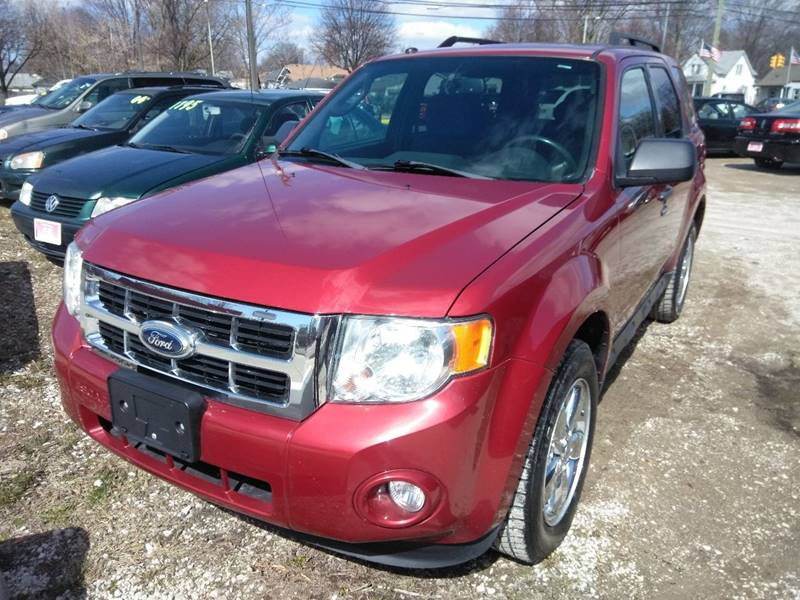 Detroit Used Car for Sale 2012 Ford Escape 48089 at D & D All ...