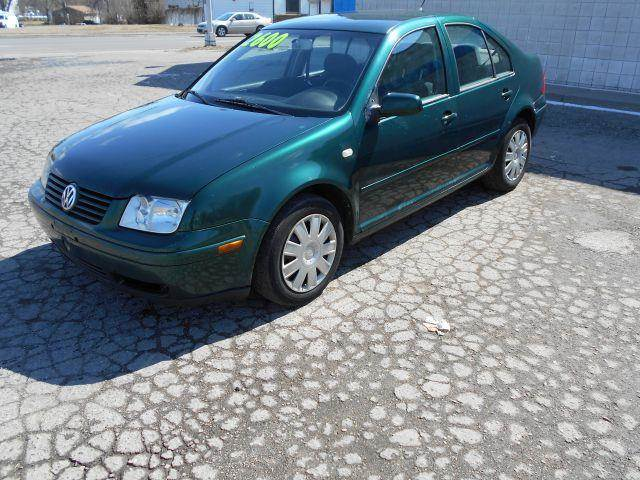 2000 Volkswagen Jetta car for sale in Detroit